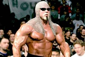 Scott Steiner took numerous shots to Triple H & Stephanie ...