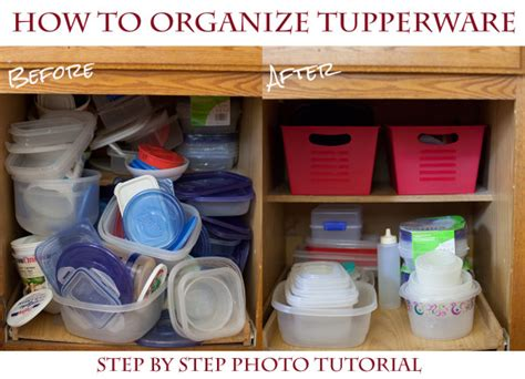 20+ Kitchen Organizing Ideas