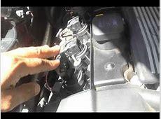 2006 BMW X3 OBD code P0301 Cylinder 1 misfiring YouTube