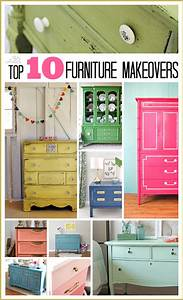 Furniture Makeovers ~ Top 10
