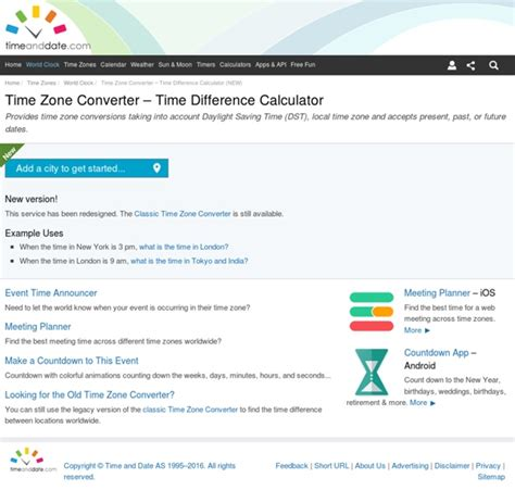 time zone converter time difference calculator pearltrees