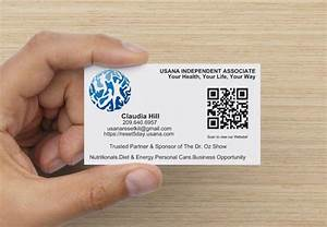 Usana business cardjpg from usana in patterson ca 95363 for Usana business cards