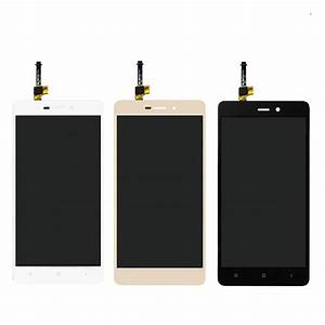 Xiaomi Redmi 3s Lcd Display   Touch Screen Digitizer Assembly
