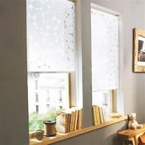 Store Enrouleur Blanc : castorama les stores 20 photos ~ Edinachiropracticcenter.com Idées de Décoration