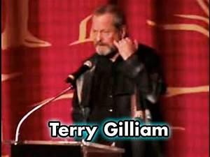 Terry gilliam in life of brian ~terry gilliam cobie smulders  terry gilliam movie~