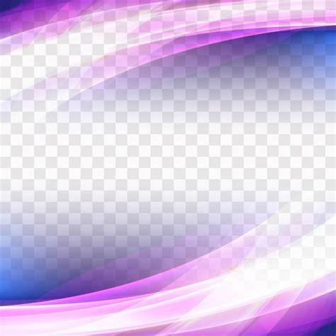 transparent background illustrator abstract business colorful transparent wave background