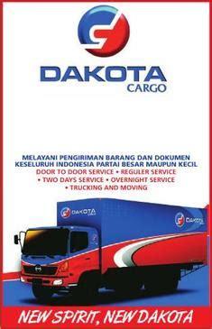 Ekspedisi Dakota pengiriman via ekspedisi dakota cargo supplier pakaian