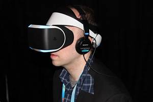 Ps4 Réalité Virtuelle : ps4 sony d voile son casque de r alit virtuelle video ~ Nature-et-papiers.com Idées de Décoration
