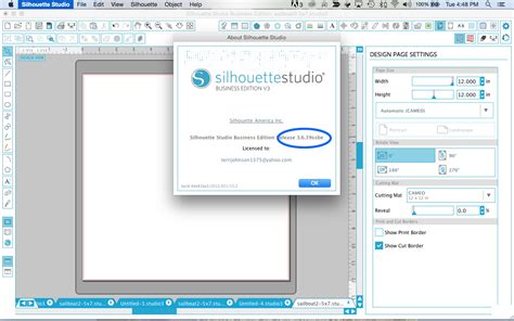 silhouette designer edition installing designer edition plus updating to the