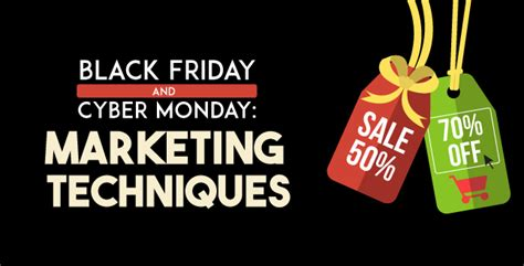 Cyber Marketing by Black Friday And Cyber Monday 6 Marketing Strategies For