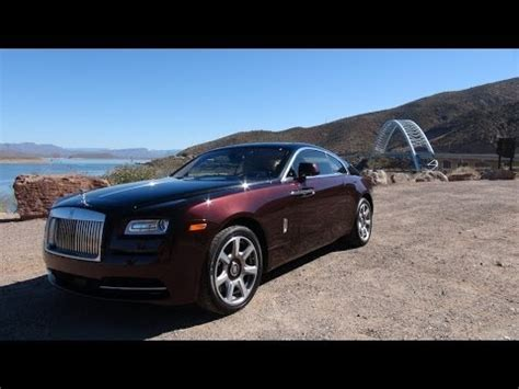 rolls royce wraith   mph  drive review youtube