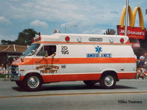 Dodge Ambulance by Dodge Type Ii Ambulance 171 Chicagoareafire