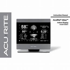 Acurite 01004m Atlas Weather Station With Lightning