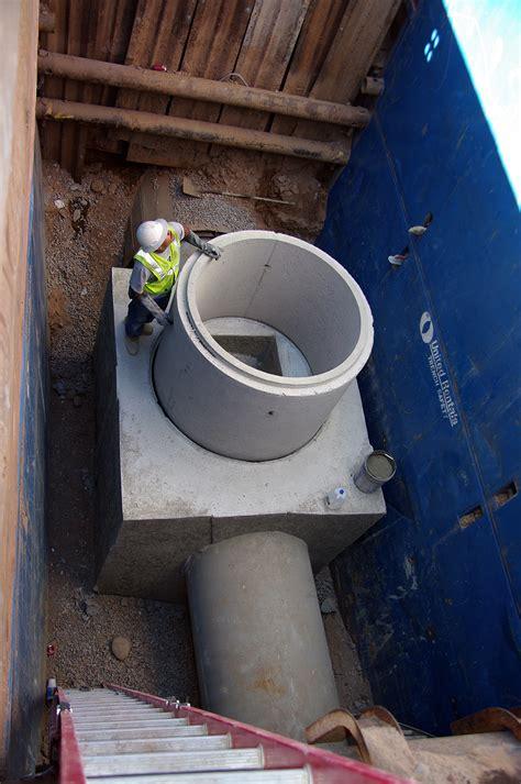 precast concrete manholes npca