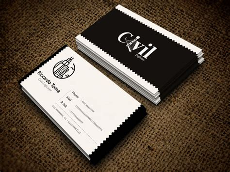 civil engineer business cards oxynuxorg