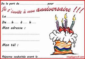 Carte Anniversaire Pour Enfant : carte anniversaire enfant 1001 ~ Melissatoandfro.com Idées de Décoration