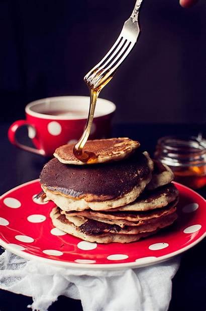 Pancakes Cu Vegan Banana Banane Pancake Andie