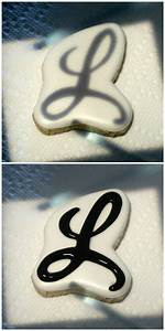 custom alphabet cookies the sweet adventures of sugar belle With cursive letter cookie cutters