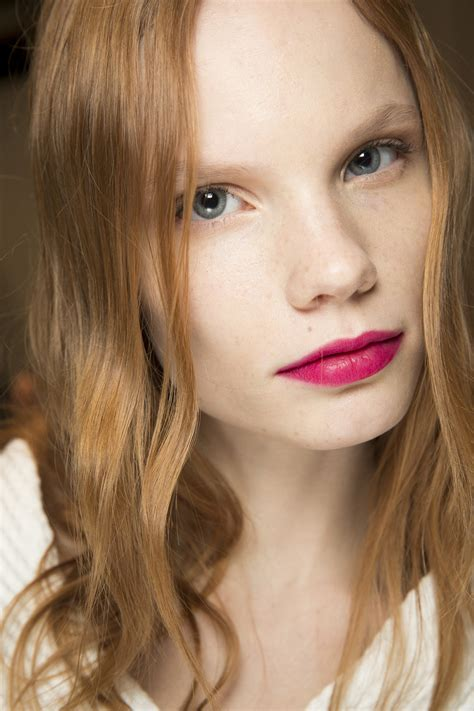 Meet the New Redhead Models of Fashion Week - Vogue
