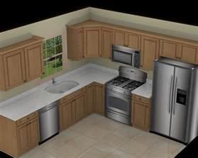 small l shaped kitchen ideas 10x10 kitchen on pinterest l shaped kitchen kitchen layout plans and cheap kitchen cabinets