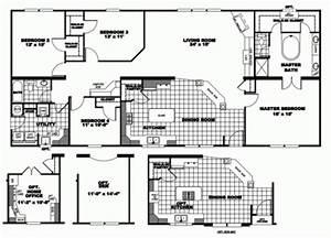 Modular Home Floor Plans And Designs Pratt Homes 3 Bedroom ...