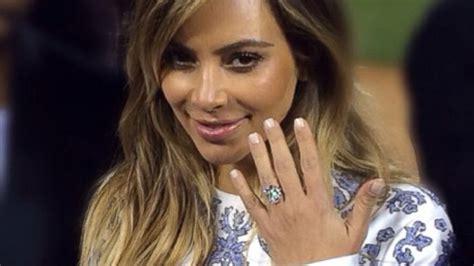 kim kardashian   biggest celebrity engagement rings