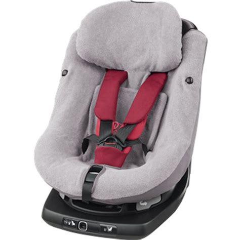 siege auto bebe confort axiss pas cher housse éponge pour siège auto axiss fix 5 sur allobébé