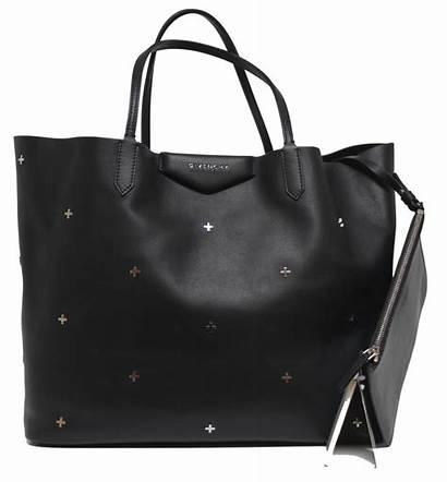 Cross Metal Givenchy Tote Shopping Antigona Leather