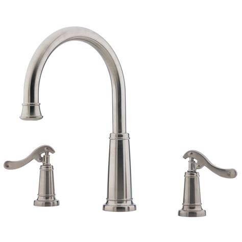 faucet com rt6 yp1k in brushed nickel by pfister