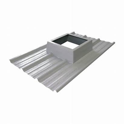 Soaker Sheet Roof Panels Frp Roofing Metal