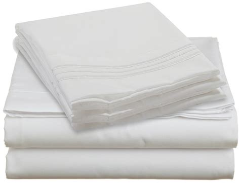 clara clark premier 1800 series 4pc bed sheet review