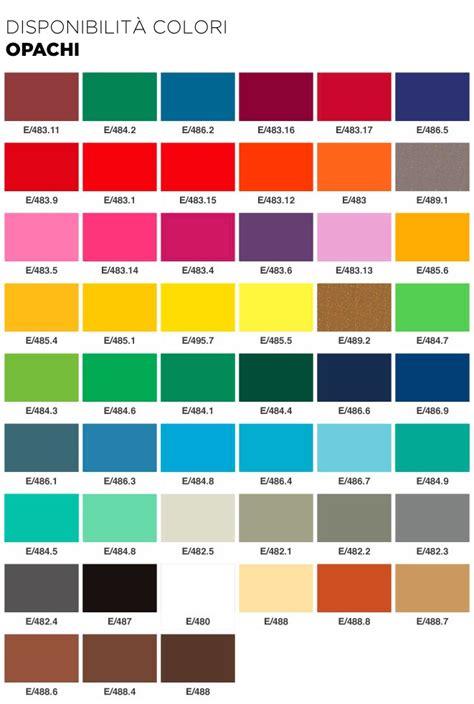 Palette Colori Pareti by Tabella Colori Per Pareti Interne Con Cartella Colori Per