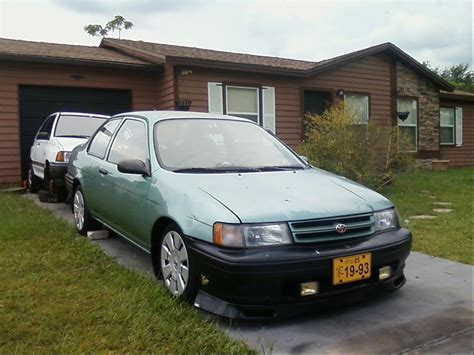 Toyota Tercel Parts by Toyota Tercel 93 Tuning