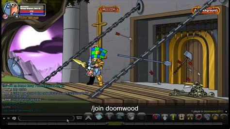 aqw   change  character page background youtube