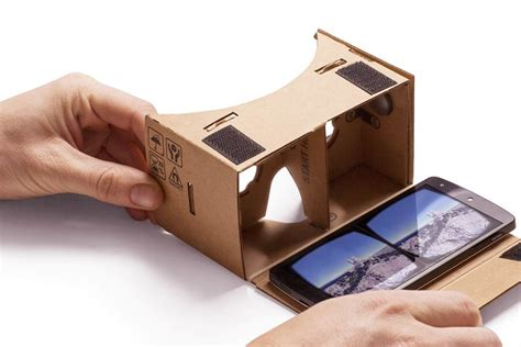 gyroscope on phone how to use cardboard in android not