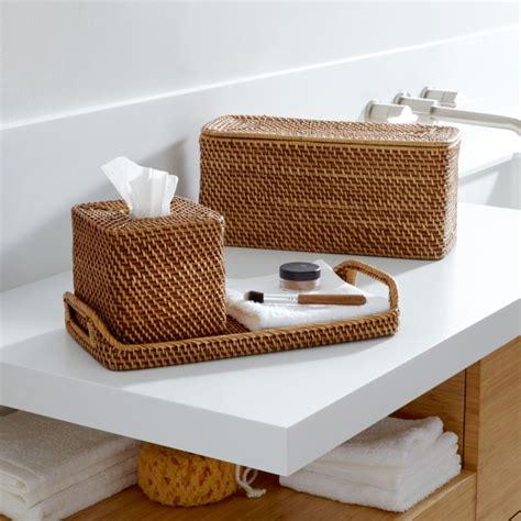 sedona honey bath accessories crate  barrel