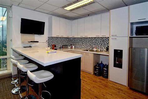 perlunya ruang pantry  tempat berkumpul bersama  kantor