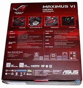 Asus Maximus Vi Hero  Intel Z87  Motherboard Review