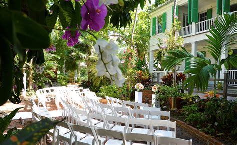 the best venues for weddings key west