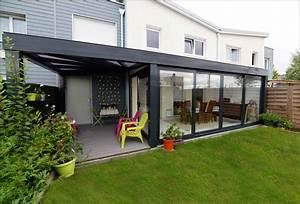 Modele De Veranda : veranda moderne ~ Premium-room.com Idées de Décoration