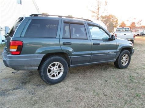 jeep cherokee sport 2002 find used 2002 jeep grand cherokee laredo sport utility 4