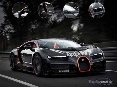 Bugatti Chiron Is Ready To Set New Speed Record