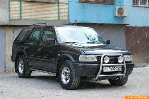1995 Opel Frontera Photos Informations Articles