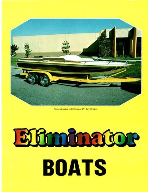 Eliminator Boats Forum by Vintage Jet Boat Forums Eliminator Boats Inc