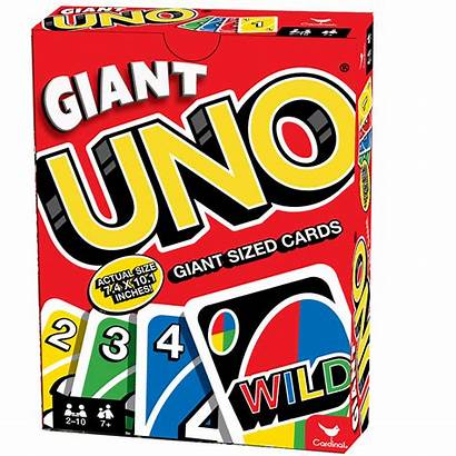 Uno Cards Games Playing Giant Cardinal Board