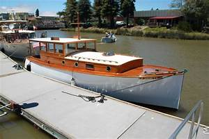 Restoring A 1929 Stephens Cruiser Page 28