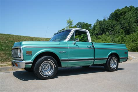 1971 Chevrolet C10 by 1971 Chevrolet C10 Fast Classic Cars