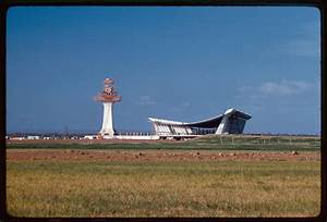 Old Photos of D... Dulles Airport