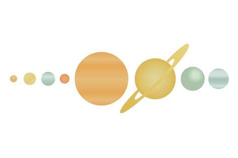practical planets illustrations creative market