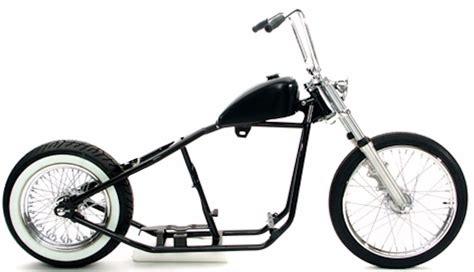 Rigid Hardtail Springer Bobber Chopper Rolling Chassis